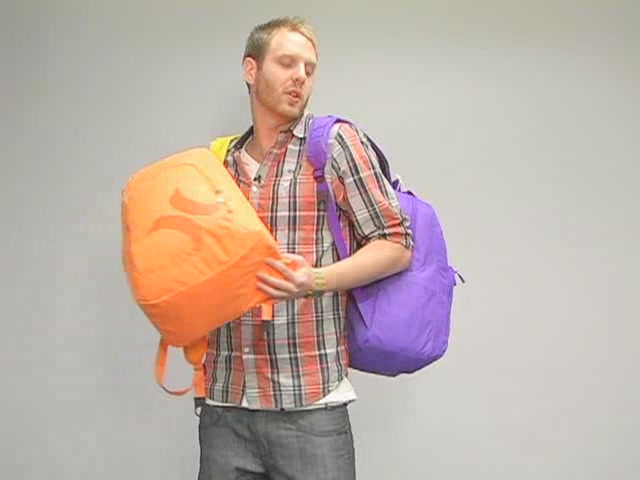 Hurley Foundation Backpack: One Minute Run Down - image 2 from the video