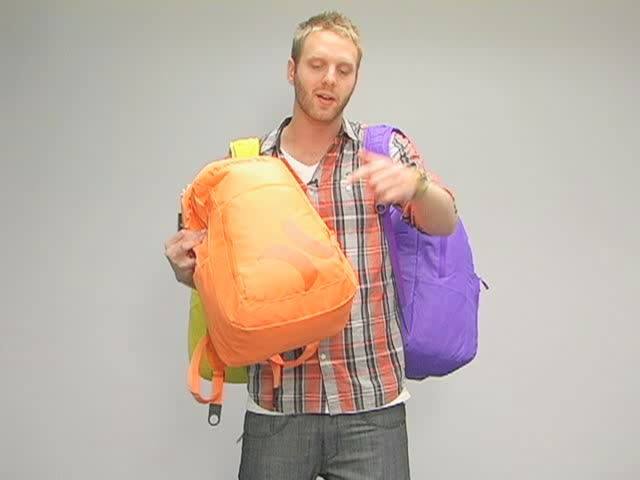 Hurley Foundation Backpack: One Minute Run Down - image 4 from the video
