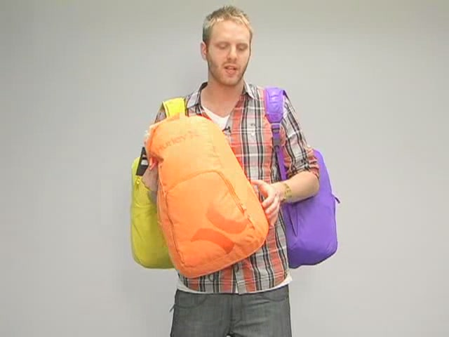 Hurley Foundation Backpack: One Minute Run Down - image 6 from the video