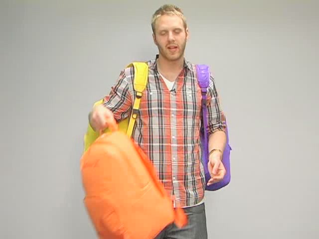 Hurley Foundation Backpack: One Minute Run Down - image 8 from the video