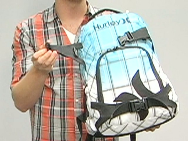 Hurley Honor Roll Backpack - image 2 from the video