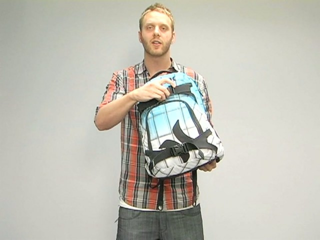 Hurley Honor Roll Backpack - image 3 from the video