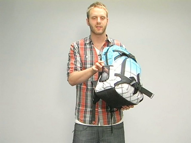 Hurley Honor Roll Backpack - image 5 from the video