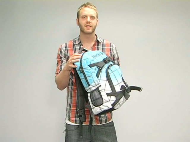 Hurley Honor Roll Backpack - image 6 from the video