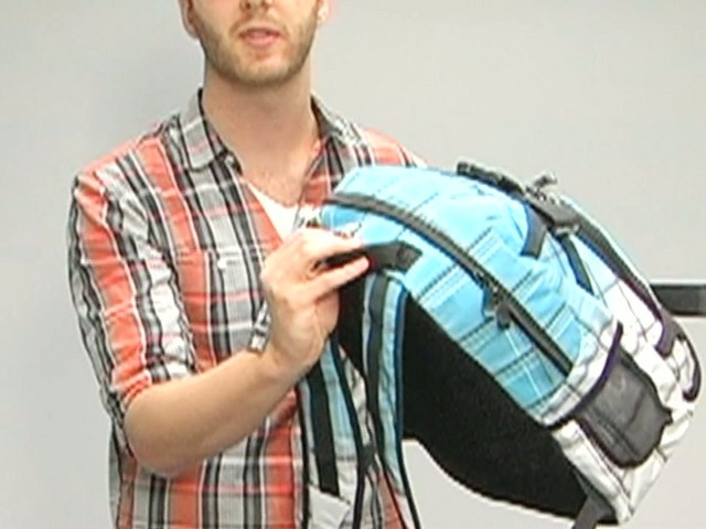 Hurley Honor Roll Backpack - image 7 from the video