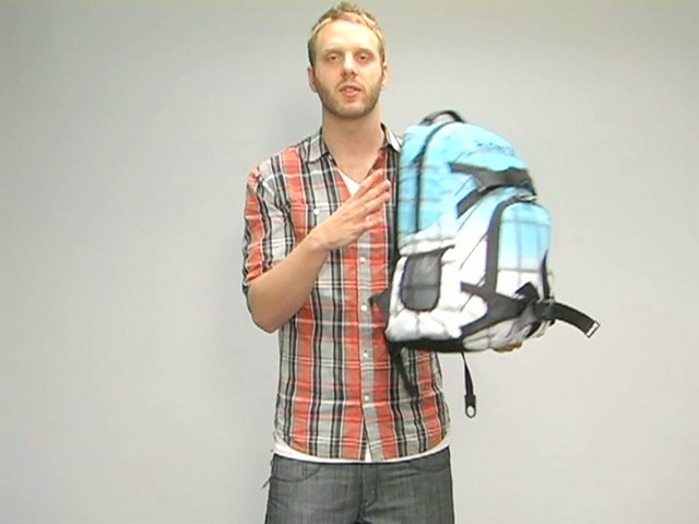 Hurley Honor Roll Backpack - image 9 from the video