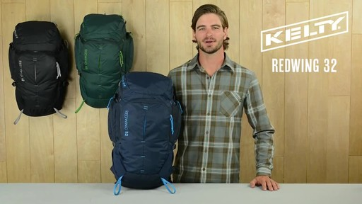 Kelty Redwing 32 Hiking Backpack - image 1 from the video