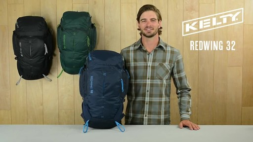 Kelty Redwing 32 Hiking Backpack - image 10 from the video
