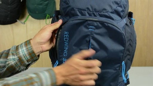 Kelty Redwing 32 Hiking Backpack - image 5 from the video