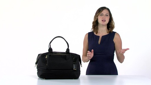 Tumi Voyageur Durban Expandable Duffel - eBags.com - image 1 from the video