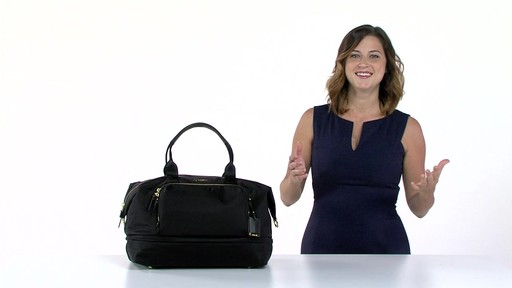 Tumi Voyageur Durban Expandable Duffel - eBags.com - image 10 from the video