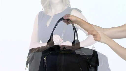 Tumi Voyageur Durban Expandable Duffel - eBags.com - image 3 from the video