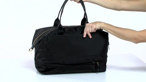 Tumi Voyageur Durban Expandable Duffel - eBags.com - image 4 from the video