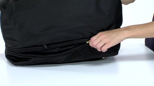 Tumi Voyageur Durban Expandable Duffel - eBags.com - image 7 from the video