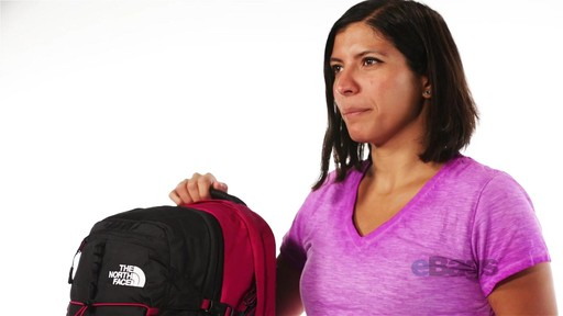 The North Face Women's Borealis Laptop Backpack - eBags.com - image 2 from the video