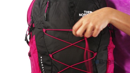 The North Face Women's Borealis Laptop Backpack - eBags.com - image 4 from the video