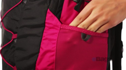 The North Face Women's Borealis Laptop Backpack - eBags.com - image 5 from the video