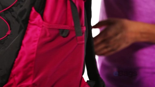 The North Face Women's Borealis Laptop Backpack - eBags.com - image 7 from the video