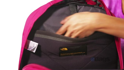 The North Face Women's Borealis Laptop Backpack - eBags.com - image 9 from the video