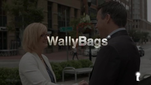 Wally Bags Suit Bags - eBags.com - image 10 from the video