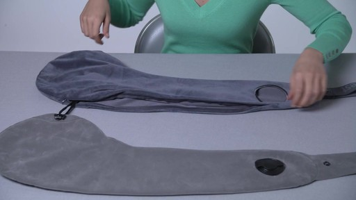 Travelrest Luxurious Pillow Cover - image 3 from the video