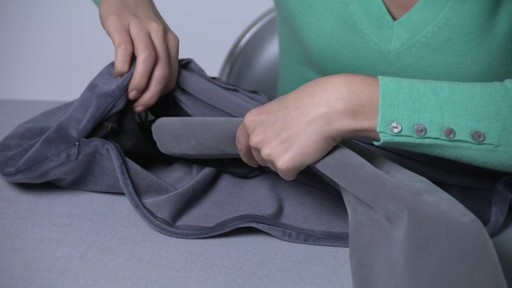 Travelrest Luxurious Pillow Cover - image 4 from the video