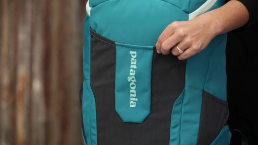 Patagonia Yerba Pack 24L - image 7 from the video