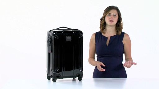 Tumi Vapor Lite International Carry On - eBags.com - image 1 from the video