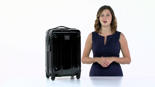 Tumi Vapor Lite International Carry On - eBags.com - image 10 from the video