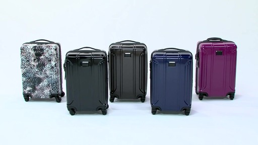 Tumi Vapor Lite International Carry On - eBags.com - image 2 from the video