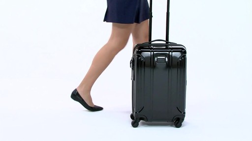 Tumi Vapor Lite International Carry On - eBags.com - image 4 from the video