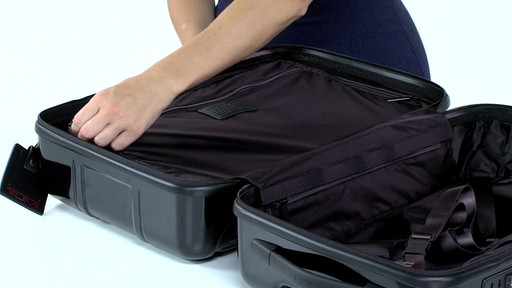 Tumi Vapor Lite International Carry On - eBags.com - image 8 from the video