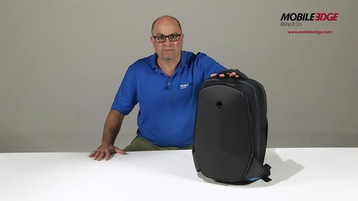 Mobile Edge Alienware Vindicator 2.0 Laptop Backpacks - image 8 from the video