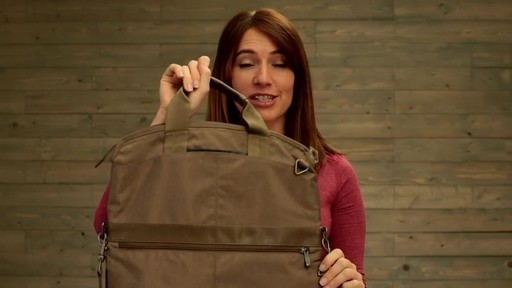 Eagle Creek Convertible Laptop Handbag - image 1 from the video