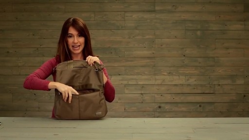 Eagle Creek Convertible Laptop Handbag - image 10 from the video