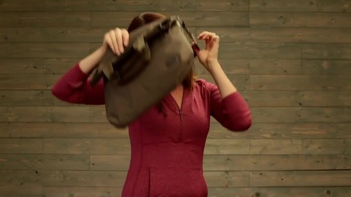 Eagle Creek Convertible Laptop Handbag - image 2 from the video