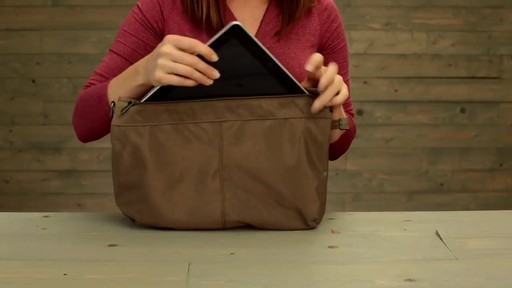 Eagle Creek Convertible Laptop Handbag - image 7 from the video