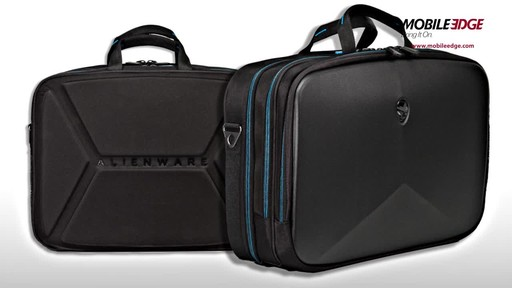 Mobile Edge Alienware Vindicator Laptop Cases - image 1 from the video