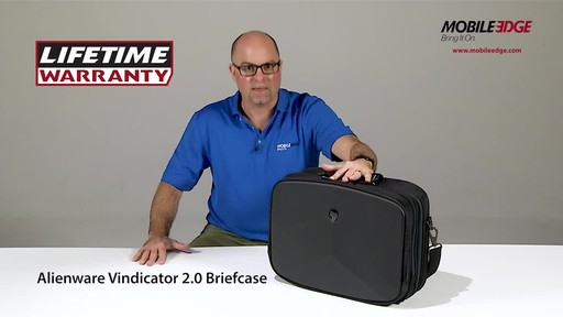 Mobile Edge Alienware Vindicator Laptop Cases - image 10 from the video