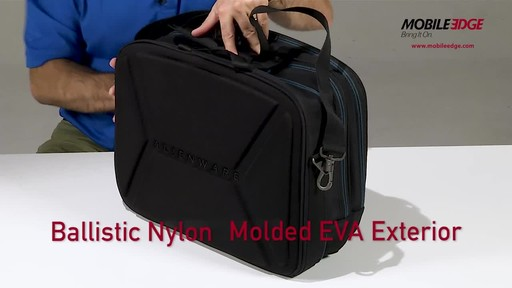 Mobile Edge Alienware Vindicator Laptop Cases - image 4 from the video