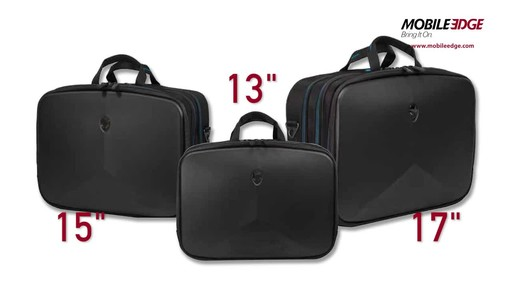 Mobile Edge Alienware Vindicator Laptop Cases - image 9 from the video