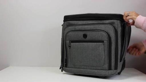 Travelers Club Luggage Rogers 20