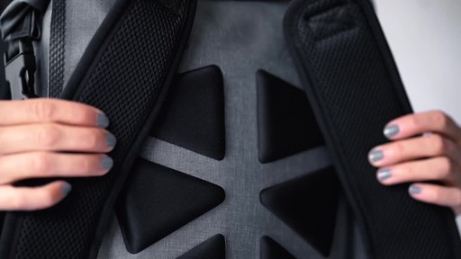 Chrome Industries Urban Ex Rolltop 18L Backpack - image 3 from the video