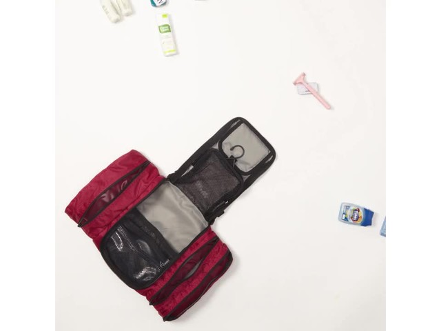 eBags Pack-it-Flat Toiletry Kit - image 1 from the video