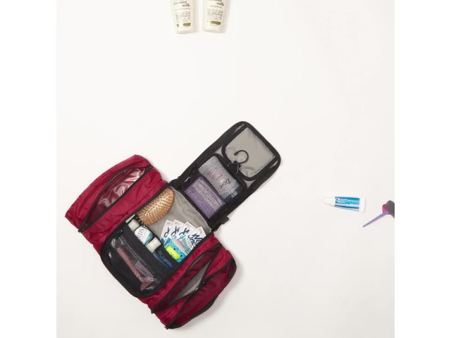 eBags Pack-it-Flat Toiletry Kit - image 5 from the video