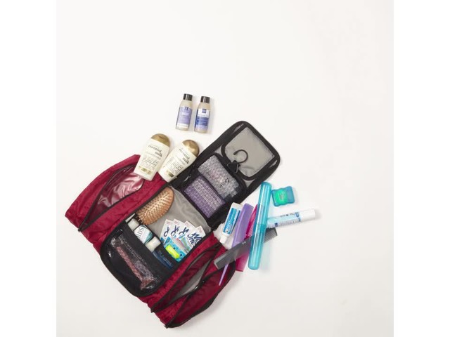 eBags Pack-it-Flat Toiletry Kit - image 6 from the video