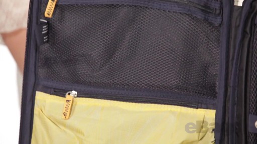 Nautica Charter 3 Piece Luggage Set - eBags.com - image 9 from the video