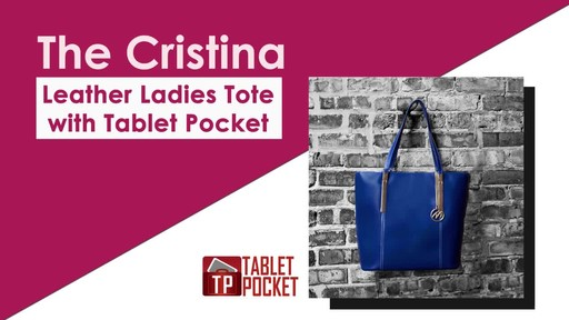 McKlein USA Cristina Tote - image 2 from the video