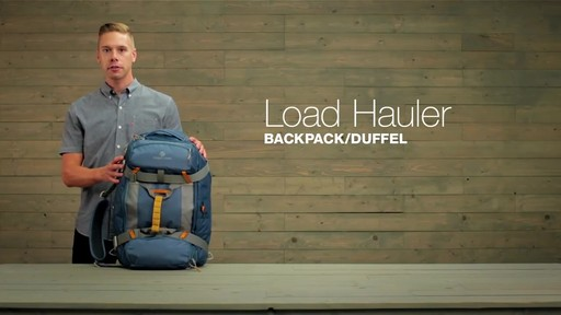 Eagle Creek Load Hauler Duffel - eBags.com - image 1 from the video