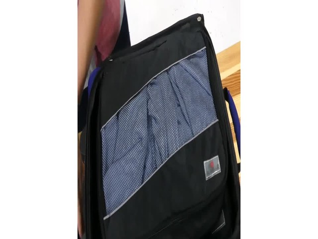 Suvelle 3-Piece Set of Luggage Organizer Packing Cubes - image 9 from the video
